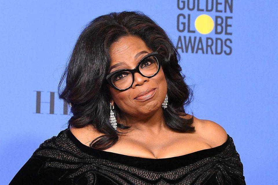 discursos que emocionan. Oprah